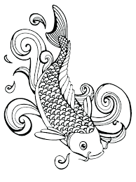 Free Fish Coloring Pages Printable Free Fish Coloring Pages Picture