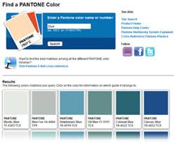 Pantone Color Blue Chart Pms Color Printing Tips For Finding Working With Pantone