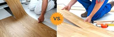 complete guide to laminate vs vinyl flooring plank luxury etc removing glue from glued wood