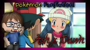 Pokemon ash loves may fanfiction
