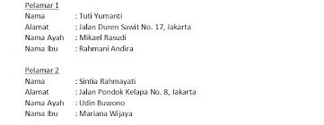19 cileunyi west java 40393, indonesia. Pengalaman Tes Kerja Fresh Graduate By Gabriela Widharani Medium