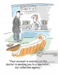 Overdue Account Cartoon You Account Is Overdue Henry Kotula