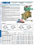 asco solenoid valves by lesman instrument company view page 28