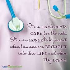 Hospice Nurse Quotes