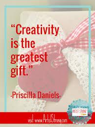 Creative Spirit Priscilla Daniels | Artist Strong