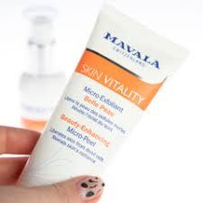 Обзор пилинга и <b>сыворотки</b> Skin Vitality от Mavala | Бьюти-блог ...