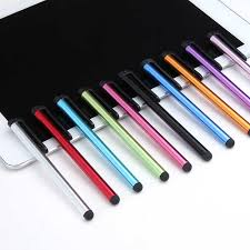 <b>10pcs</b>/<b>lot</b> Capacitive <b>Touch Screen</b> Stylus Pen for IPhone IPad IPod ...