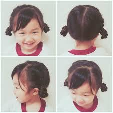 幼稚園の女の子の髪型カタログ7選フォトリマガジン