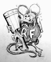 the vetter family rat fink