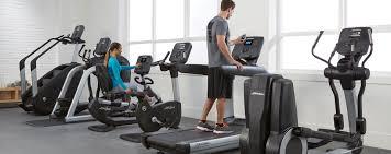life fitness elevation series treadmills explore console