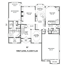 first floor master house plans ingenious 2 story house plans with first floor master bedroom on