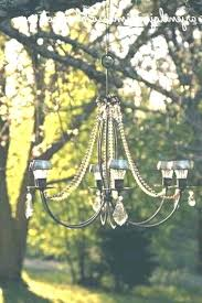 solar powered chandeliers solar powered chandelier battery operated outdoor chandelier chandeliers home decor led with view