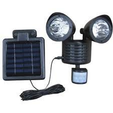 Power Yard Light Garage Lamp SL167WSolar Garage Lighting