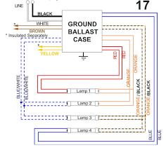 allanson 672 at magnetic sign ballast ballastshop com Metal Halide Ballast Wiring Diagram at Allanson Ballast Wiring Diagram