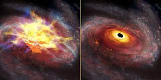 Astrónomos detectan desde Observatorio Gemini el flujo de energía más  poderoso proveniente de un cuásar distante – La Voz del Norte
