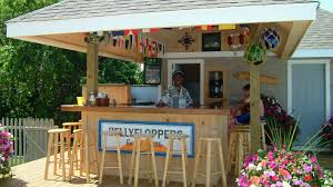 bellyfloppers cape cod tiki bar