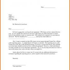 Landlord Agreement Letter Template Best Of Nonrenewal Of Lease ...