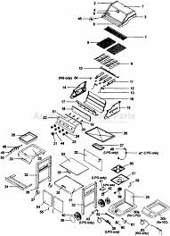 kenmore 141 166400 parts bbqs and gas grills image