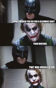 Image result for klondike bar meme