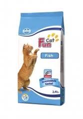 <b>Сухой корм</b> для кошек <b>Farmina Fun</b> Cat Fish 2,4 кг - интернет ...
