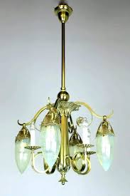 chandelier glass shades replacement