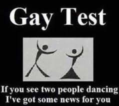Gay test | Funny Pictures, Quotes, Pics, Photos, Images. Videos of ... via Relatably.com