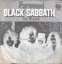 Uk Singles Chart 1970 Paranoid Black Sabbath Song Wikipedia