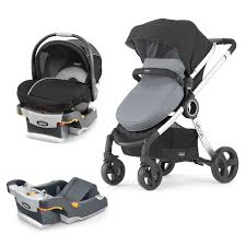 chicco infant safety seat and stroller