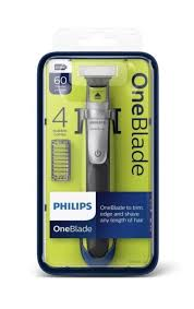 <b>Philips QP 2530/20 ONEBLADE</b> Battery Hair and Beard Trimmer ...