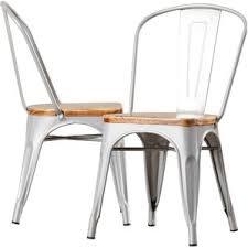 armless metal dining chairs. armless metal dining chairs