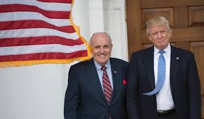 """Image result for Rudolph William Louis """"Rudy"""" Giuliani III"""