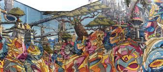haji lane street art dir jaba mathieu