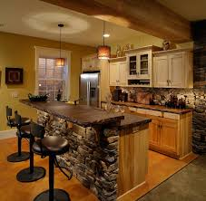 basement bar stone. Appealing Basement Bar Ideas Stone Design  Regarding Basement Bar Stone