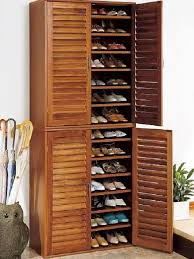 Shoe Cabinet With Doors Storage These For Shoes Ideas 12 Cahoberorg