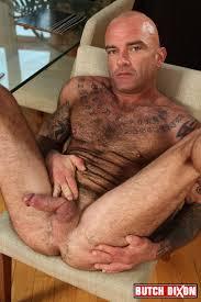Bisexual older hairy men