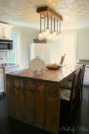 ... Fabulous Images Of Reclaimed Wood Kitchen Island For Kitchen Decoration  Design Ideas : Lovely Picture Of ...