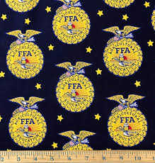 Ffa Logo Embroidery Design