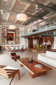 contemporary loft furniture. Contemporary Loft Apartment With An Industrial Look Situated In Miami Florida [1050 1575] Furniture I
