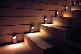 interior step lighting. Romantic Outdoor Step Lighting Interior
