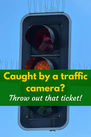 Caught By A Traffic Camera Throw Away That Ticket I Pick Up Pennies