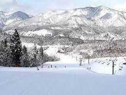 三川 温泉 スキー 場