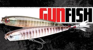 Lucky Craft Fresh Water Lure Item List Gunfish 95