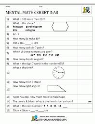 Gcse Maths Worksheets – desiaustralia.co