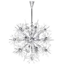 maxim lighting starfire 11 light chandelier in polished chrome with beveled crystal glass
