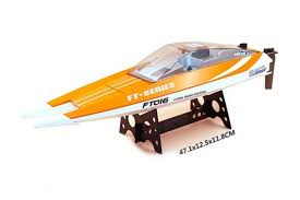 Купить <b>радиоуправляемый</b> катер <b>Feilun</b> Racing Boat RTR 2.4G <b>Fei</b> ...