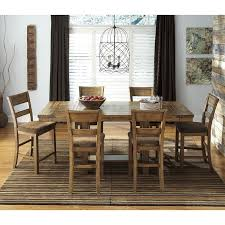 ashley dining room table set. krinden counter height dining room set ashley table i