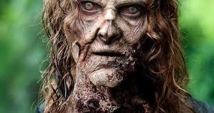 amc s the walking dead season 4 walker needs makeup weird happenings the walking dead season walking dead season and the walking dead