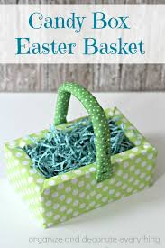 Decorating Boxes With Paper Candy Box Easter Basket Organize and Decorate Everything 99