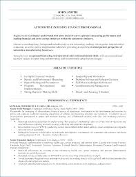 Resume Examples Financial Analyst Resume Layout Com