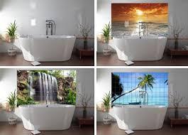 Wall Murals Mosaic Tilepink Bathroomluxury Bathroombathroom Bathroom Wallpaper Murals
